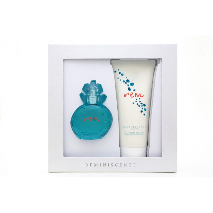 COFFRET REM EDT 50ML + LAIT