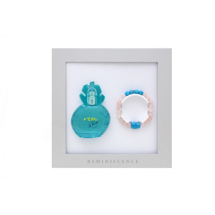 COFFRET REM ST BART EDT 50ML + BRACELET