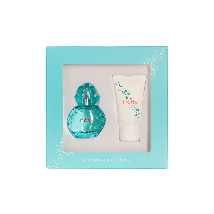 COFFRET REM EDT 50ML + LAIT 75ML